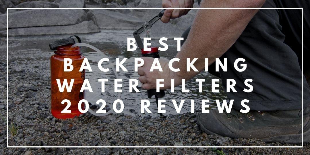Best Backpacking Water Filters 2020 Reviews_Trekkerr