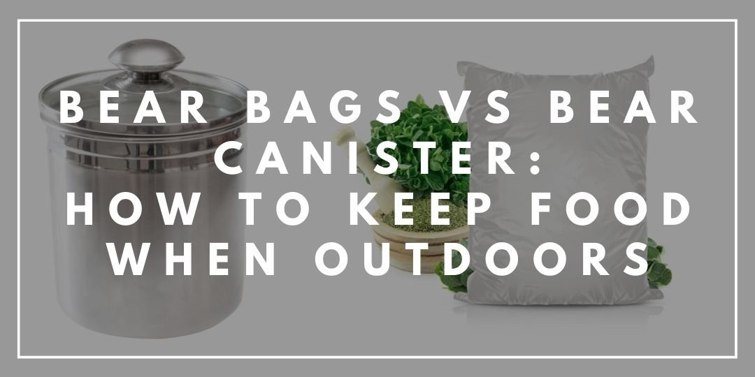 Best Bear Bag and Bear Canister Reviews