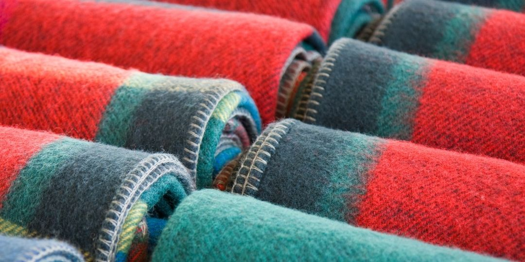 Best Wool Camping Blankets_Camping High Life